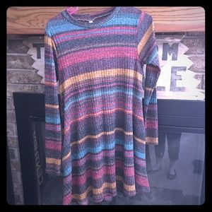 Evereve Elan Sweater Dress Sz M LN